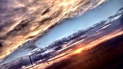 Hacia Trenque (leahrdt) Tags: sun landscape buenosaires trenquelauquen warmplace