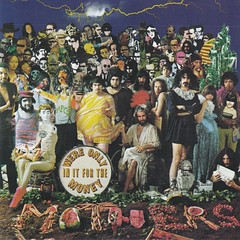 Frank Zappa / Mothers of Invention, We're Only In It For The Money (March 4, 1968) (Cletus Awreetus) Tags: cd mothers record musique frankzappa disque enregistrement woiiftm