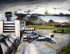 Le Cap, aéroport —  Capetown, airport