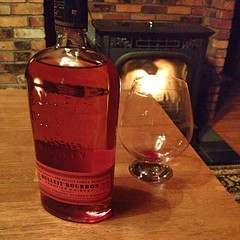 "I am beginning to think that this snow will never end. It's a good thing that we have a roaring fire and provisions in the way of Bourbon and leftover chocolate birthday cake.  #bourbon #chocolate • <a style=""font-size:0.8em;"" href=""http://www.flickr.com/photos/54958436@N05/16430117202/"" target=""_blank"">View on Flickr</a>"