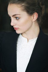 anicca (elena.strawberry) Tags: light portrait girl beautiful beauty modern model women natural sensual pure classy