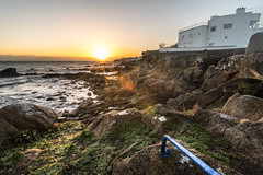 The house by the sea, Sandycove, Dublin, Ireland