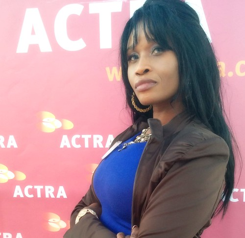 Actra Red Carpet with Queen Sabine Mondestin
