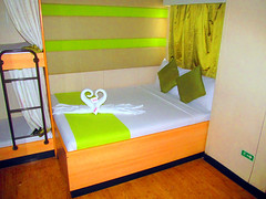 Her Stateroom (Irvine Kinea) Tags: world voyage travel bridge cruise pope station saint ferry john paul island restaurant cafe stem cabin ramp asia ship fiesta state desk room horizon philippines arcade vessel super front tourist class hallway lobby deck gaming alleyway tatami vip trips hippo mast value suite accommodation tours stern propeller console augustine economy navigation charging rudder nn mega negros ats aft forecastle amenities 2go nenaco