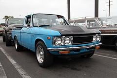 Chevrolet LUV Pickup (Commit No Nuisance) Tags: truck pickup chevy luv isuzu