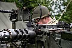 Firmly in my sights (Steve.T.) Tags: nikon gun weapon bullets ammo m2 browning gunsight 50cal weaponary heavymachinegun madeuce heavyweapon browningmachinegun browningm2 d7200 templeatwar taw16 templeatwar2016 50caibre