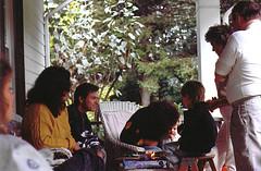 Kelly Birthday Party 1990 (tineb13) Tags: party mike evans ray evelyn jocelyn rita jim kelly natalie judy 1990 markel starr nock