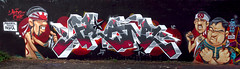 La Franz feat. Nedo One (La Franz) Tags: girls urban black japan wall blackbackground japanese graffiti style wallart spray urbanart nippon spraypaint graff yakuza spraycan graffitiart sprayart urbanwalls urbanstyle graffiticharacters graffitigirl graffitistyle graffitigirls graffwall urbanact graffitiroma graffitiburners graffitiporn graffporn spraydaily sprayzzers