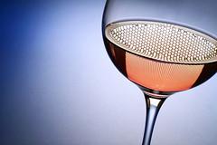 the grid (*Chris van Dolleweerd*) Tags: pink blue reflection glass rose wow studio 50mm wine drink 7d wineglass liquid strobist chrisvandolleweerd