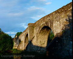 Scotland2016-45260003 (Paul Burbidge) Tags: bridge color film scotland stirling hasselblad 500cm ektar100