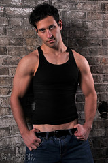 Leiv (Violentz) Tags: male guy man portrait body physique fitness model modeling shirtless muscular muscle patricklentzphotography