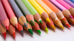 Colours (Kimberley Hoyles) Tags: school light macro cute beautiful closeup pencil focus pretty drawing awesome flash beaty sharp stunning colourful midday nikond3200 coloures indroor