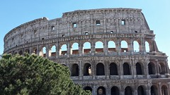 Colosseum ( big_biffi ) Tags: italy vatican rome roma italia trevifountain fontanaditrevi vaticancity circomassimo circusmaximus sanpaolofuorilemura colonnatodelbernini stpauloutsidethewalls villaborghesegardens