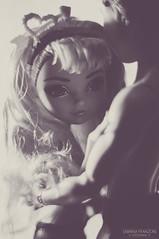 C.A. Cupid & Dexter Charming (Sabrina Franzoni) Tags: ca pink blue love glitter toy toys photography 50mm high eva doll dolls minolta sony prince after cupid charming alpha dexter ever mattel cupido principe encantado eah a37