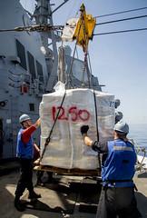 160510-N-MJ645-053 (U.S. Pacific Fleet) Tags: navy underway deployment southchinasea ddg93 usschunghoon greatgreenfleet