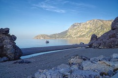 Hiliadou beach,Evia island ,Greece... (Eurydice Ples..) Tags: summer beach holidays greece aegeansea hiliadoubeach