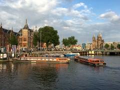 Hello Amsterdam. Again.