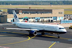 BLUE WINGS A321 D-ANJA (Adrian.kissane) Tags: frankfurt 4044 a321 danja bluewings