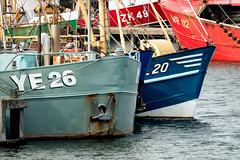 Lettercodes (Pieter ( PPoot )) Tags: haven yerseke kotter lauwersoog zoutkamp codes vissersboot wieringen thuishaven vloot