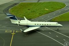 VQ-BLA(3) (rgphotographiesaero) Tags: paris private de aircraft jets jet charles v gaulle biz airlines spotting airliners gulfstream roissy cdg gv spotter bizjets lfpg vqbla