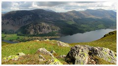Crag fell...1710ft. (A tramp in the hills) Tags: lakedistrict cumbria ennerdale westernfells cragfell