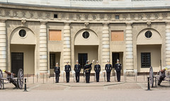 Changing of the Guard - Royal Palace - Stockholm (BlueVoter - thanks for 1.4M views) Tags: tessin stockholm guard ceremony royalpalace changingoftheguard slottet
