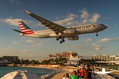 American Airlines A330-200_AS5J1782 (RJJPhotography) Tags: airbus caribbean americanairlines sxm princessjulianainternationalairport a330200
