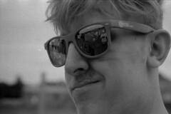 Colour Rush (ss9679) Tags: portrait blackandwhite film monochrome analog 35mm 50mm minolta kodak yorkshire sigma hc110 ripley dynax 700si alpha maxxum 320 foma sigmaex epson4180 retropan ripleycastlecolourrush