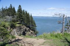 Cape Split (HalifaxTrails.ca) Tags: ocean bay spring minas novascotia hiking basin trail valley cape annapolis split fundy tides scots capesplit