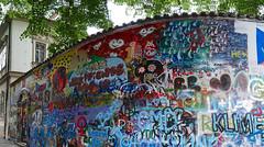 Prague (scuba_dooba) Tags: panorama art wall john graffiti europe republic czech prague eu praha czechrepublic lennon