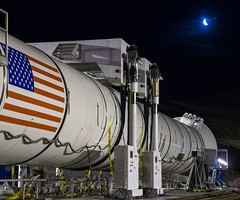 Booster Test for Space Launch System Rocket (NHQ201606280002) (NASA HQ PHOTO) Tags: usa moon utah nasa promontory testarea billingalls spacelaunchsystemsls qualificationmotortestqm2 boosterhouse