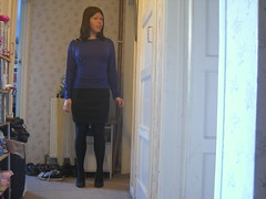 SAM_6698 (Tammys Dead X_x) Tags: tights pantyhose opaqueblacktights