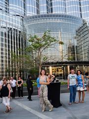 Burj Khalifa and surroundings / Dubai (Rita Willaert) Tags: golf dubai elise khalifa surroundings ae stad burj azië liga verenigde perzische arabische emiraten verenigdearabischeemiraten burjkhalifa perzischegolf arabischeliga dubaistad burjkhalifaandsurroundings