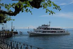 Meersburg - Lake Constance - Germany (claromann) Tags: sea alps schweiz switzerland swiss fujifilm alpen bodensee constance meersburg xt10 claromann