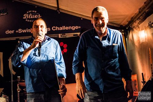 Swiss Blues Challenge