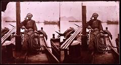 Chinese skipper, Yangtze river, China, 1872 [2291  1239] #HistoryPorn #history #retro http://ift.tt/1sMSr2p (Histolines) Tags: china history river chinese skipper retro timeline yangtze 1872  vinatage 1239 2291 historyporn histolines httpifttt1smsr2p
