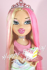 Happy Birthday To Me! (PancakeBoss) Tags: she birthday out play year it tennis what loves came mga bratz cloe idk sportz