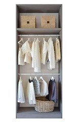 storage ideas for small houses (jancamilleri) Tags: beautiful residentialbuilding nopeople largegroupofobjects storagecompartment cloakroom robe hanging walking movingup backgrounds luxury elegance white clean modern striped insideof architecture lifestyles indoors macro closeup flooring window domesticroom apartment house homeinterior warehouse design basket shoe bathrobe clothing decor closet table shelf furniture