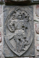 Edzell Castle (37) (arjayempee) Tags: edzellcastle angus forfarshire scotland castle towerhouse mounthpasses glenesk northesk lindsayofedzell earlofcrawford edzellcastlegardens stirlingofglenesk baronyofglenesk fortress courtyardcastle av6a5468mars