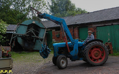 Delivery (P.P.P ( point - press - pray )) Tags: farmmachinery farmyard farmimplement teagle corndryer forddexter