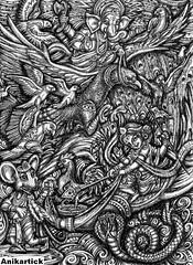 INDIAN GODS / DRAWINGS / ART / CONCEPTS / PAINTINGS / Art by Anikartick (Artist ANIKARTICK,Chennai(T.Subbulapuram VASU)) Tags: art paintings drawings ani concepts lordganesha indianart indiangods lordshiva lordmurugan indianartists lordvishnu godshiva chennaiartist tamilartist godganesha anikartick tamilart chennaiart nativeamericangods indianartistworks chennaiweekendartist madrasartist indiangodsimages indiangodslist indiangodsnames indiangodsandgoddessesnames allindiangodsphotos indiangodsnamesandmeanings indiangodswallpapers