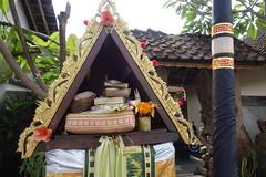DSC00191 (Peripatete) Tags: family bali nature festival fruit prayer religion ceremony hindu ubud offerings galungan penjor