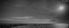 Magestic Natue (pavankoduru) Tags: sun seascape nature landscape boats evening fishing rameswaram seabridge pamban sailiing incredibleindia fishsing dhanuskodi natgeotraveller starburteffect