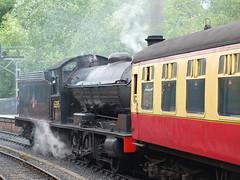 DSCF0885 (SierPinskiA) Tags: diesel pickering steamlocomotive grosmont northyorkshiremoorsrailway diesellocomotive preservationrailways fujixs1