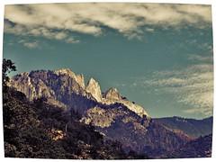 sawtooth... (BillsExplorations) Tags: california park sky mountain clouds forest nationalpark peak sierranevada sequoia sequoianationalpark sawtooth mountainrange sequoianationalforest generalshighway
