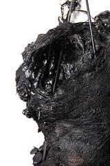 HK151278-detail (skurdonee) Tags: sculpture hk abstract black art texture found concrete photography artwork contemporaryart contemporary dust spores skurd bakteria spures skurdone