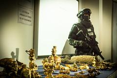 IMG_0036 (ministerioculturaypatrimonio) Tags: de trfico piezas resplandor operativo arqueolgicas detiene ilcito