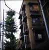 Remain in Lights:Redux II (TommyOshima) Tags: f28 rvp 80mm xenotar 同潤会アパート exakta66 dojunkaiapartment 上野下