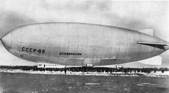 CCCP-B6 (SSSR-V6) (lazzo51) Tags: russia aviation science blimps airships zeppelins luftschiff dirigibles semirigid umbertonobile cccpb6 sssrv6  osoaviakhim