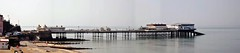 127/365 | Cromer Pier Panorama (rosberond) Tags: sea panorama coast pier norfolk eastanglia eastcoast cromer day127 canonefs1785mmf456isusm 127365 365for2013 7may2013 752013